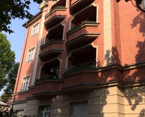 IMMOBOXX 24 Balkonansicht