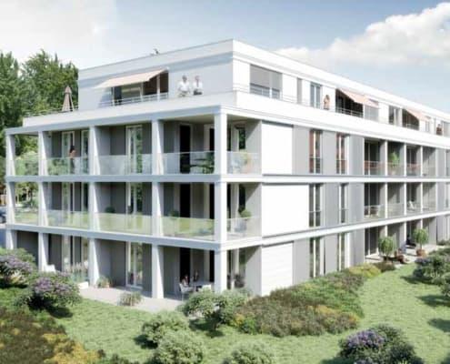 IMMOBOXX 24 Neubauprojekt